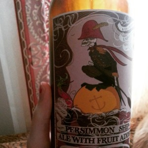 Jolly Pumpkin Artisan Ales Persimmon Ship 1